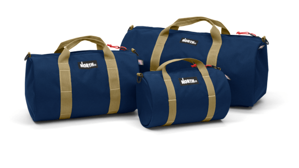 Scout Duffle Set - Midnight and Tan SM