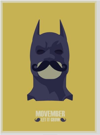 Batman Movember