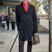 No.92 Street Style Toronto - Byron Bellows