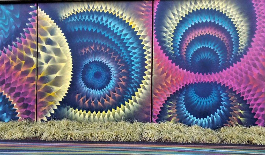 Underground Ink Block- Boston's Urban Art Park