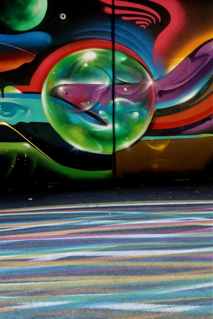 Boston's Underground Ink Block Street Art