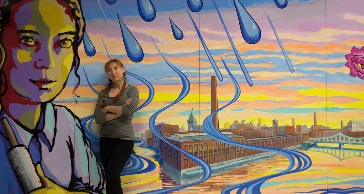 Exciting Street Artist Spotlight: Liz LaManche