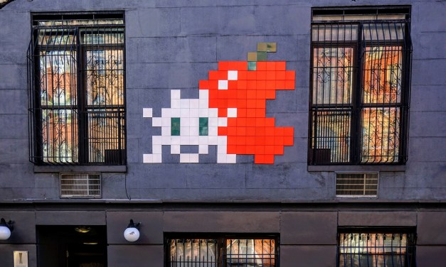 New York City Never Sleeps…Because it's Making Street Art