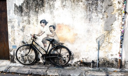 Exploring the Fascinating Street Art World of Malaysia