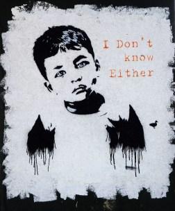 Stencil von Van Ray