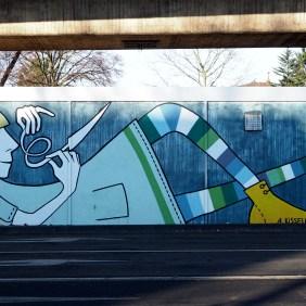 Mural von Kisselkova
