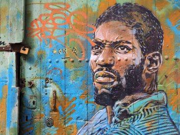 arabisch wirkender Mann im Portrait