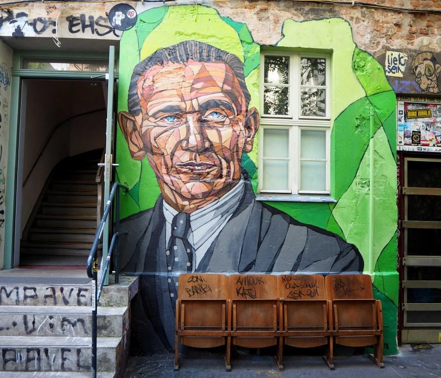 Portrait von Otto Weidt