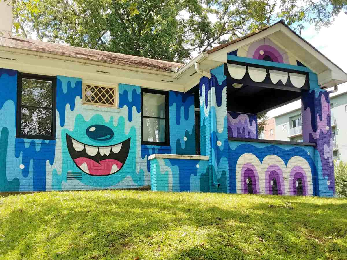 Loud Haus by Greg Mike in the old fourth ward
