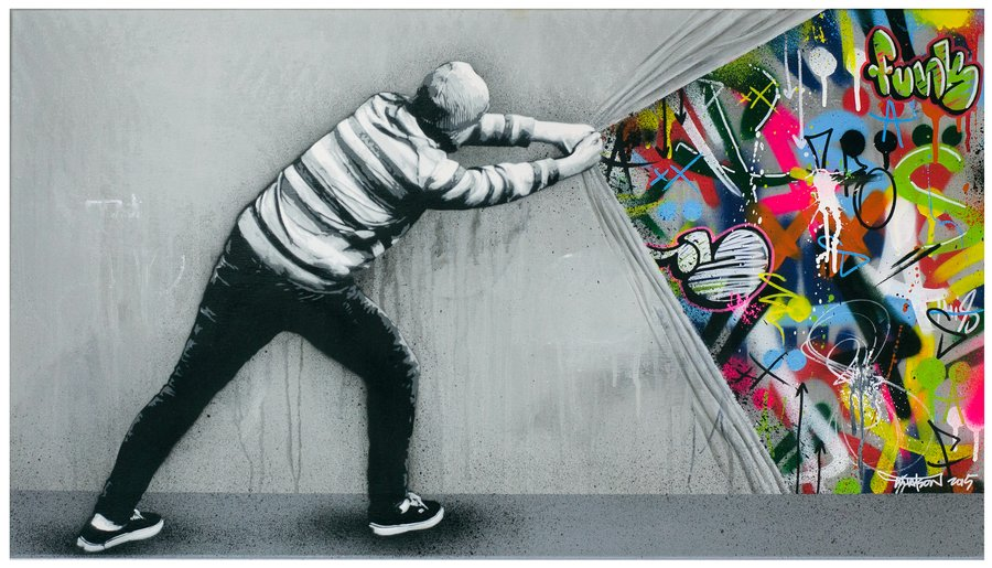 Artist Interview Martin Whatson  StreetArtNews