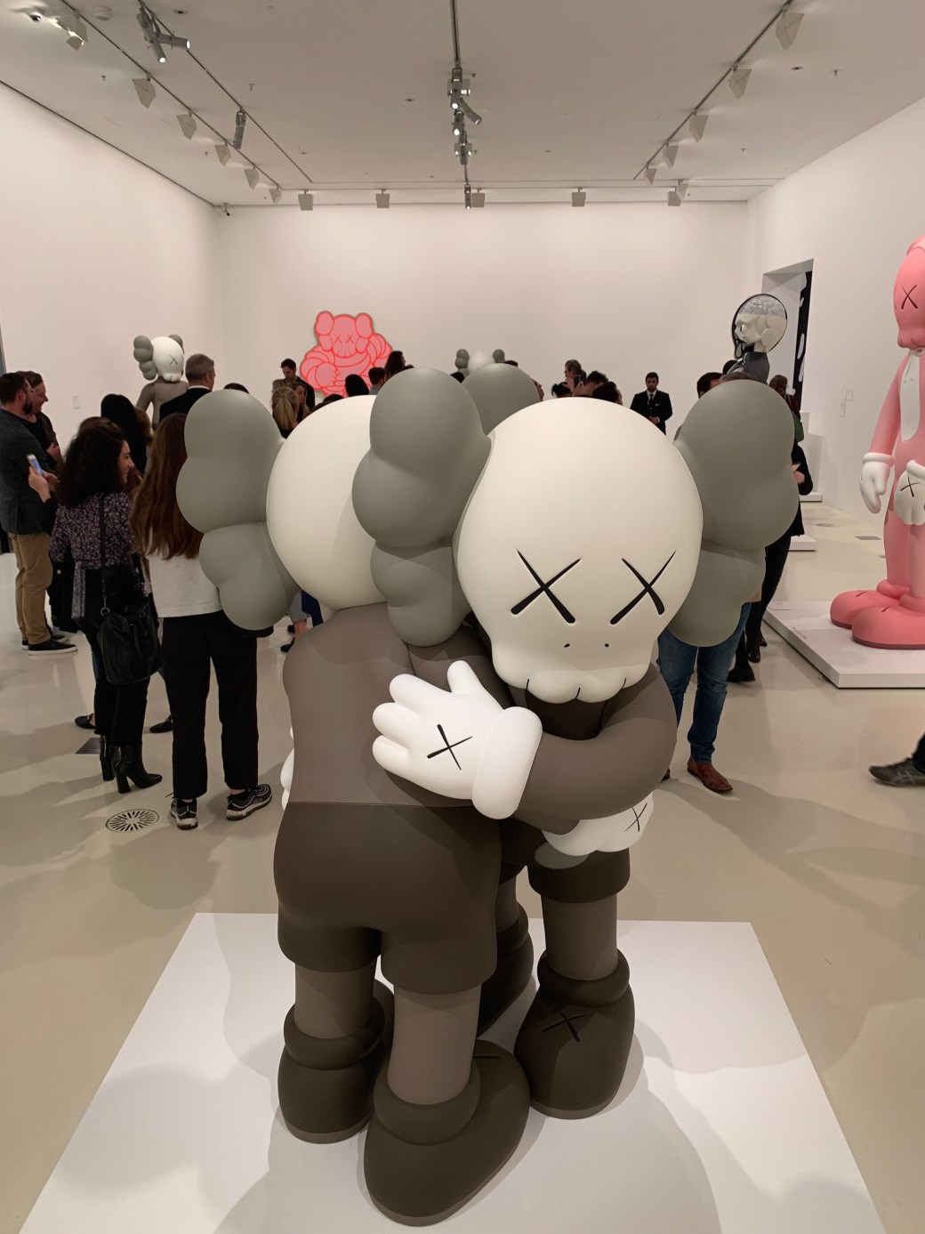 Coverage: Kaws Museum Exhibition At NGV Melbourne 15