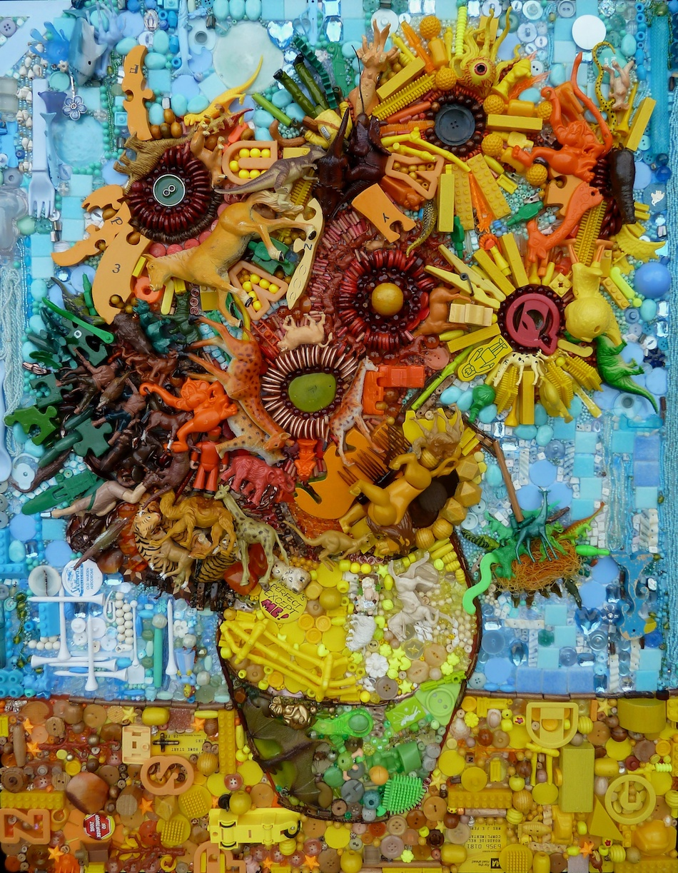 Mind Blowing Recycled Art by Jane Perkins