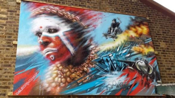 Harlequin Tottenahm London