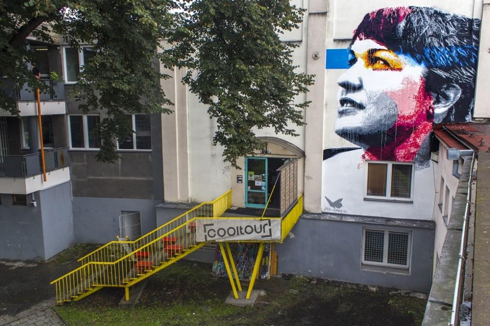 Taylor - Ostrava, Czech Republic