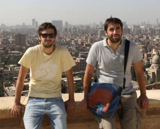 NEVERCREW in Cairo