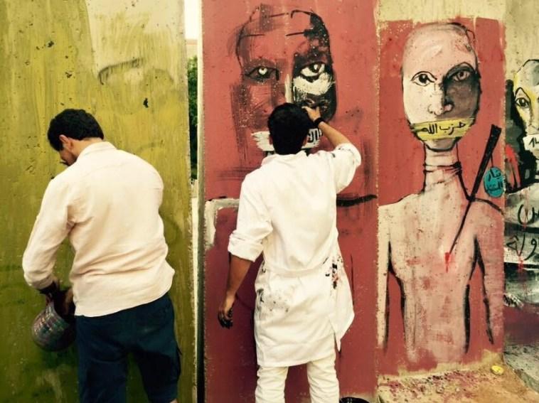 Beirut Wall5