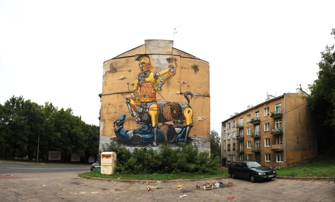 Pixelpancho_ Varsavia 2013