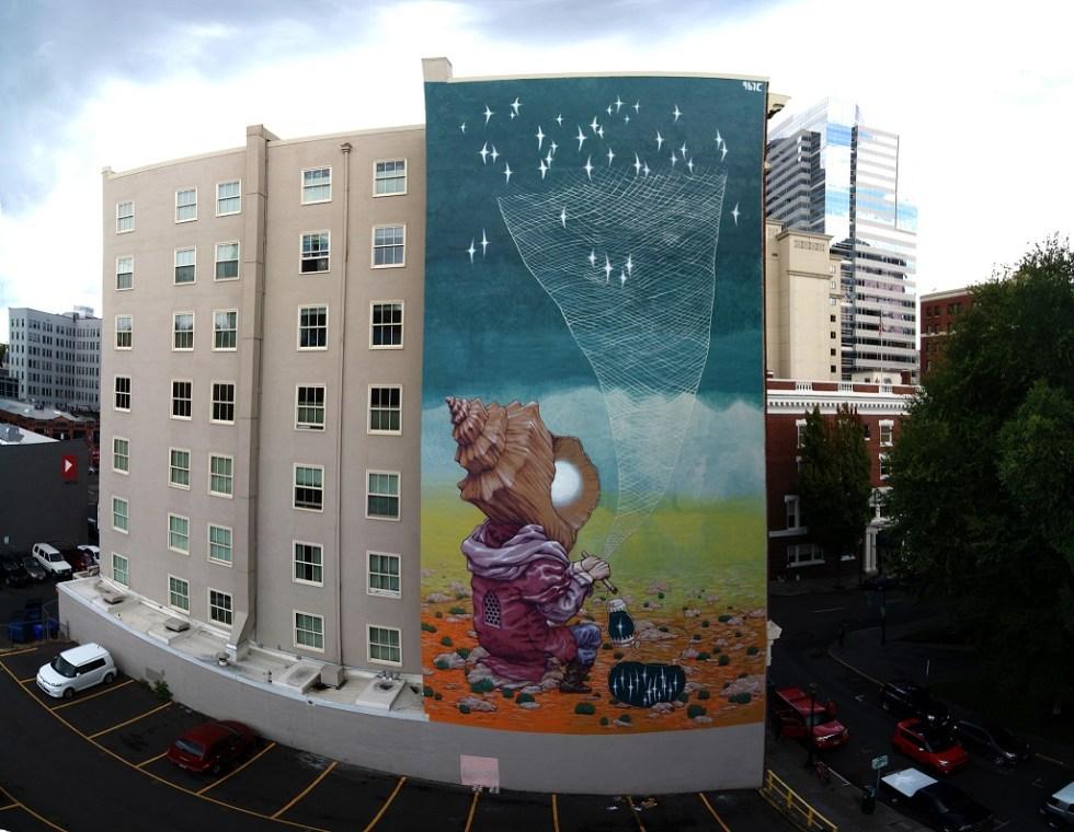 Portland, Oregon 2015