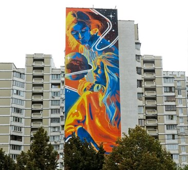 Dourone in Kiev