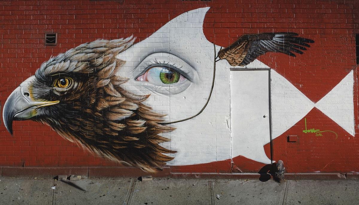 Strange Bird by Lonac
