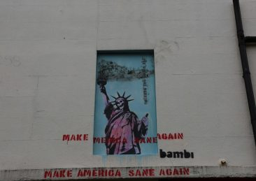 Make America Sane Again by Bambi