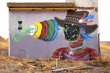 Skount in Almagro, Spain.