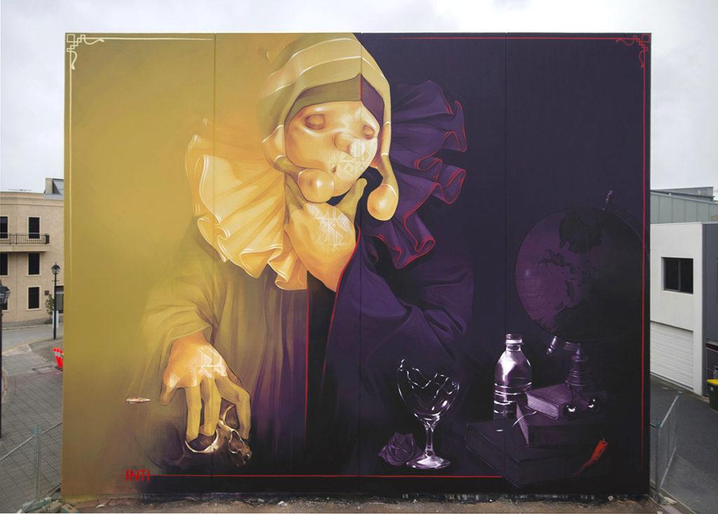 Resultado de imagen para murales inti
