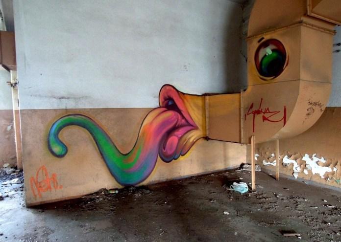 Street Art by Natalia Rak 2