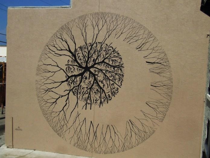 Street Art by Pablo S. Herrero and David de la Mano 5