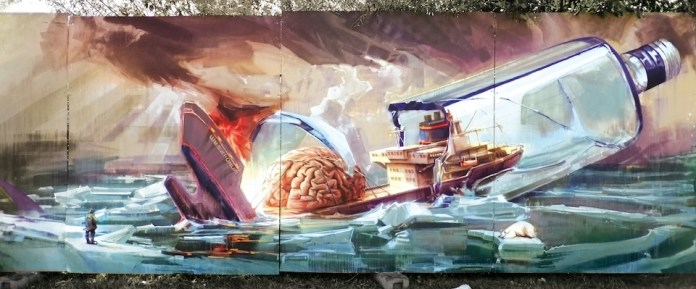 By Wes21 and Onur at Royal Arena Festival in Orpund, Schweiz