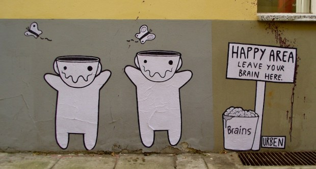 Street Art by Urben in Berlin, Germany 905914