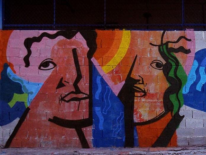 Street Art by SAO in São Paulo, Brazil 4