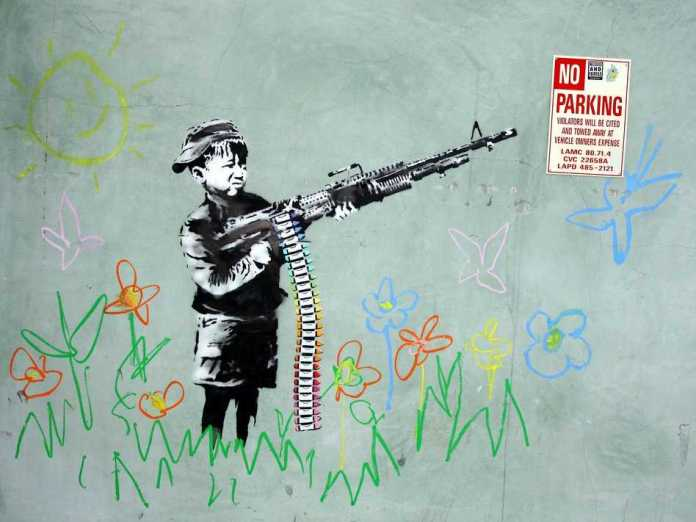 Street Art Collection - Banksy 101