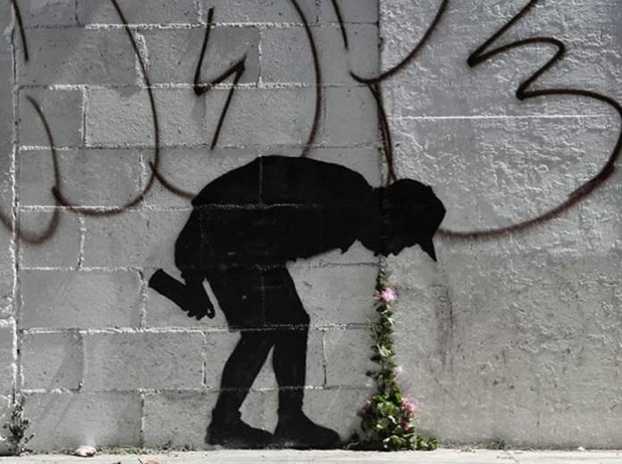 Street Art Collection - Banksy 22