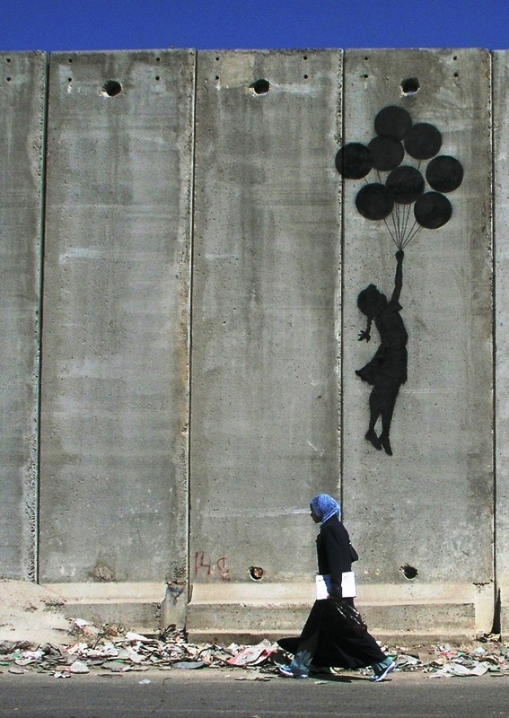Street Art Collection - Banksy 31