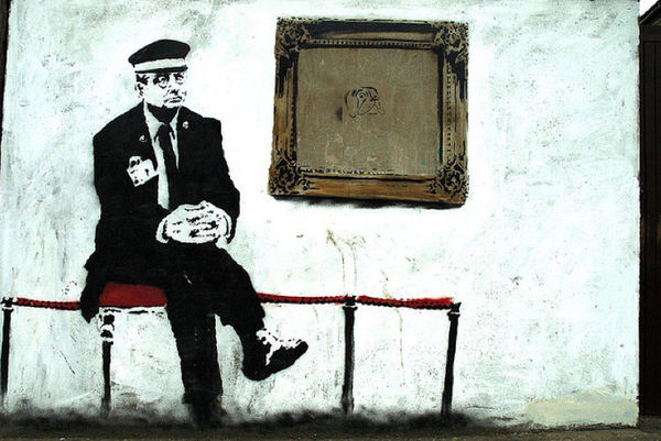 Street Art Collection - Banksy 60