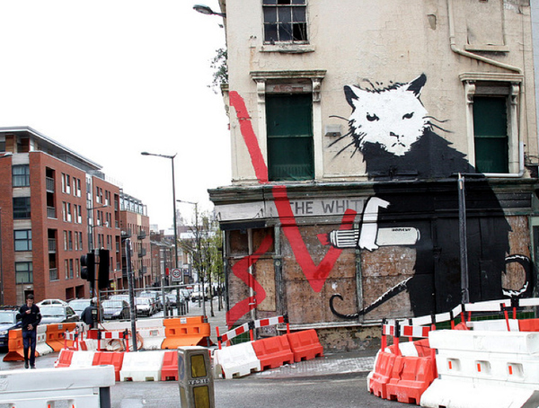 Street Art Collection - Banksy 62