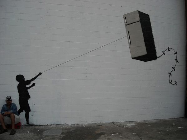 Street Art Collection - Banksy 78