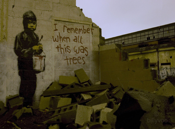 Street Art Collection - Banksy 84