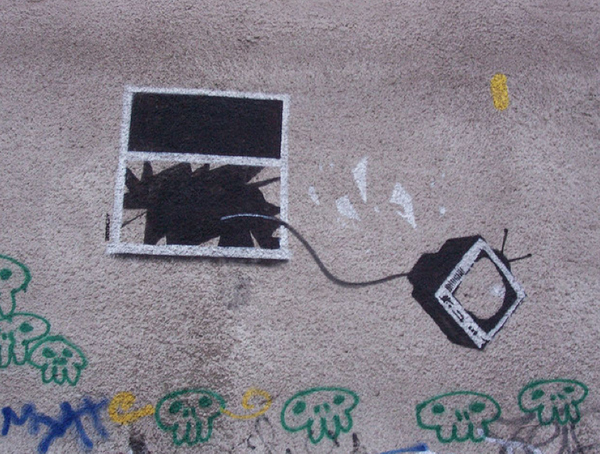 Street Art Collection - Banksy 86