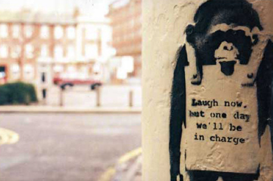 Street Art Collection - Banksy 91