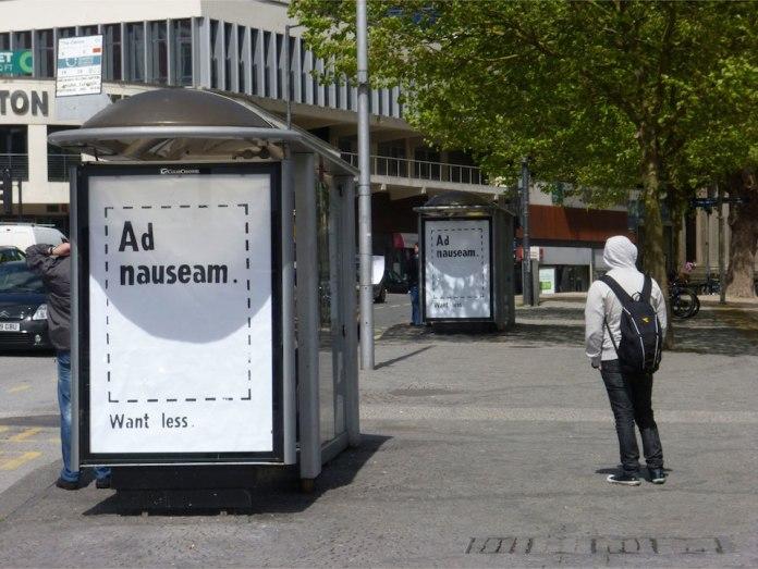 Brandalism - In Bristol. By Dr.D