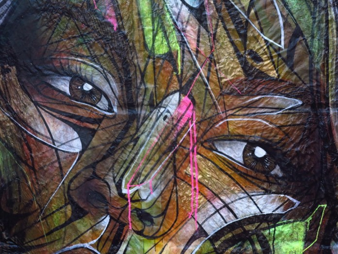 Street Art by Hopare in Grenoble, France 3