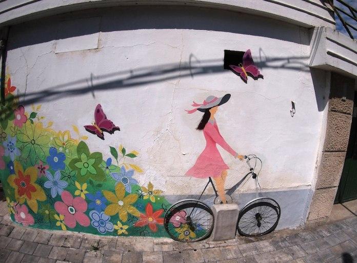 Street Art fromSeoul Area, South Korea. Photo byMark Johnson25