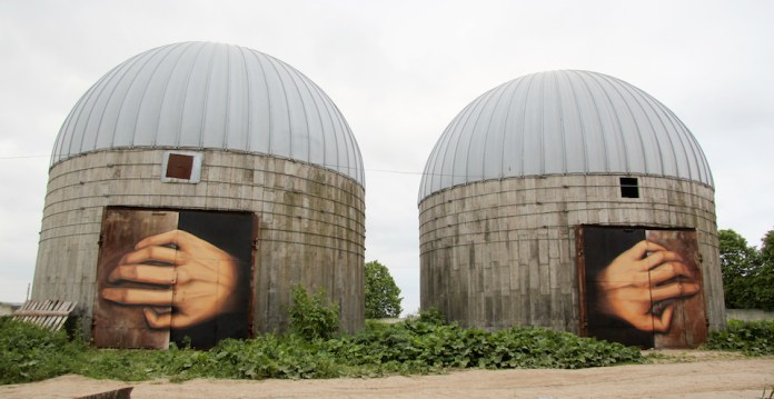 Street Art by Nikita Nomerz - A Collection 16
