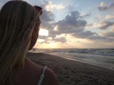 Sunset on Crete Annissaras