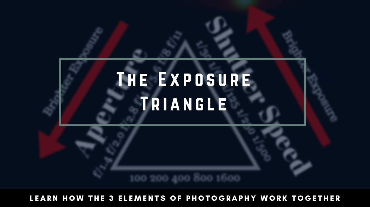 the exposure triangle a