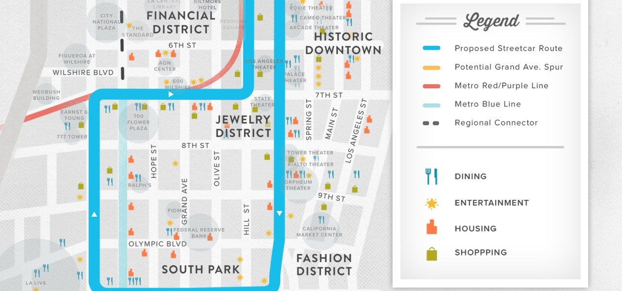 Check out the Route Map