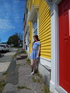 Street Chic in Newfoundland