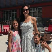Ottaw amily fashion , mother daughter summer dresses